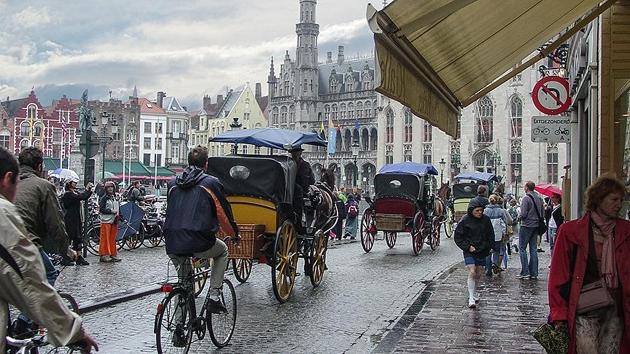 Belçika 'en karanlık' dönemlerinden birini yaşadı