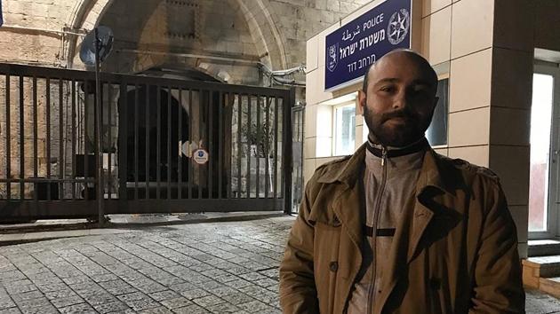 Kudüs Yunus Emre Türk Kültür Merkezi Müdürü'ne gözaltı