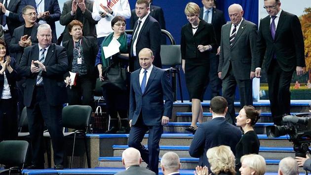 Kremlin Raporu Putin'e yararken Rus halkına zarar verecek