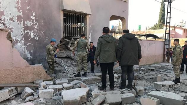 Reyhanlı'ya iki ayrı roketli saldırıda 17 yaşındaki genç kız hayatını kaybetti