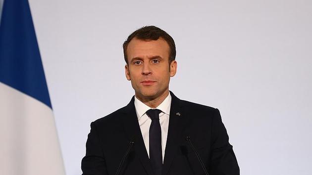 Macron'dan Türkiye'nin tepkisi üzerine ikinci geri adım