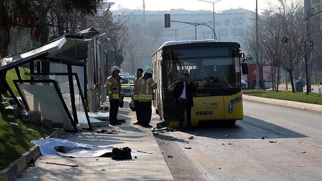 Üsküdar'daki ölümlü otobüs kazasında şoför tutuklandı
