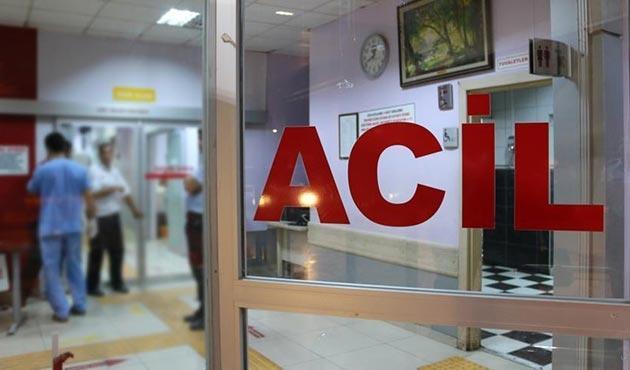 Acil servislerde yeni dönem başladı...  Gece 23.00'e kadar poliklinik hizmeti