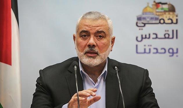 Fas'taki İslam Ulusal Konferansı'ndan, Heniyye'nin 'terör' listesine almasına tepki