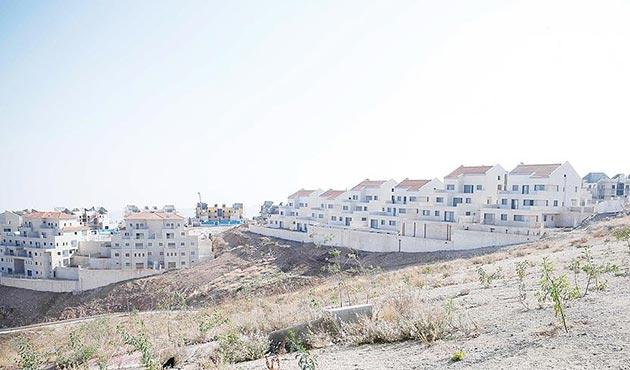 İsrail'in işgal birimlerini 'meşrulaştırma' çabası