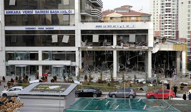 'Çukurambar'daki patlamada gözaltı sayısı 19'a yükseldi