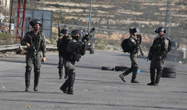 İşgal güçleri Filistinli genci şehit etti