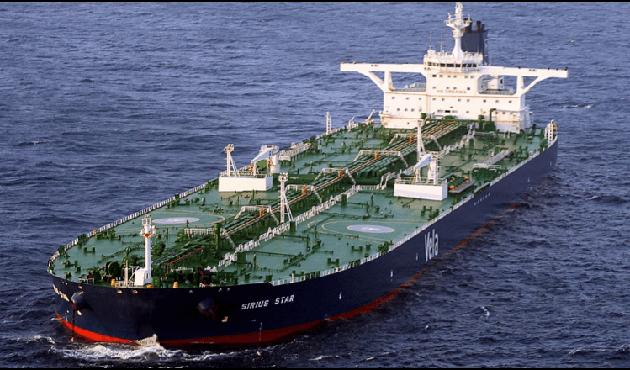 Hindistan'a ait petrol tankeri 22 mürettebatıyla kayboldu