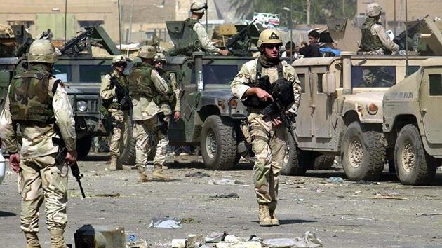 ABD'den 'Irak'tan asker çekiyor' iddialarına cevap