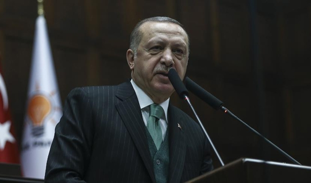 Cumhurbaşkanı Erdoğan: Sonunda uyuyan devi uyandırdılar