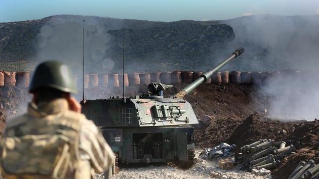 TSK: Afrin'deki harekatta 970 terörist etkisiz hale getirildi