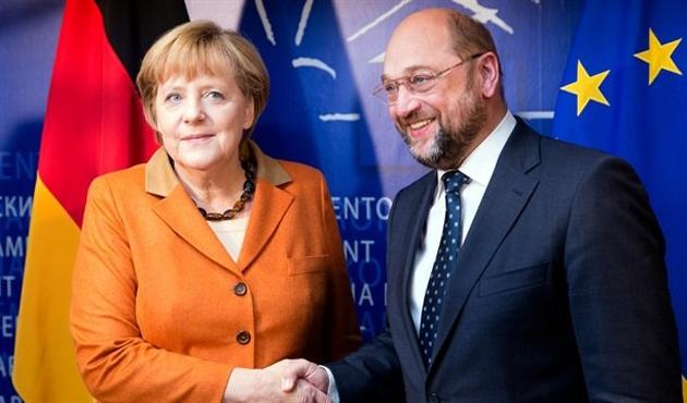 Almanya'da CDU/CSU ile SPD, koalisyon için anlaştı