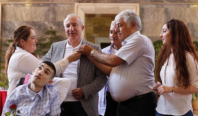 AK Parti Mardin Milletvekili Miroğlu'nun oğlu vefat etti