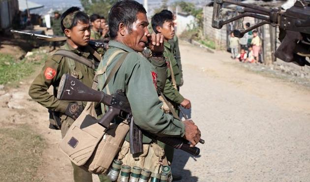 ABD senatosunda Myanmar - Pentagon gerginliği