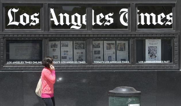 136 yıllık Los Angeles Times 500 milyon dolara satıldı