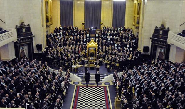 Masonlardan İngiliz gazetelerinde isyan