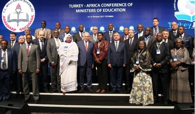 Afrikalı bakanlar İstanbul'da buluşacak