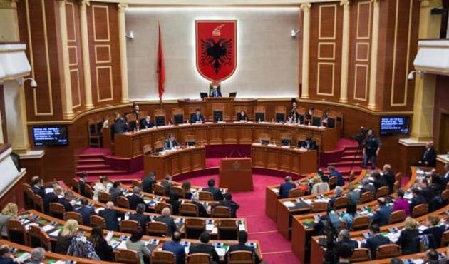 Arnavutluk meclisinde 'Kudüs tutumu' tartışıldı