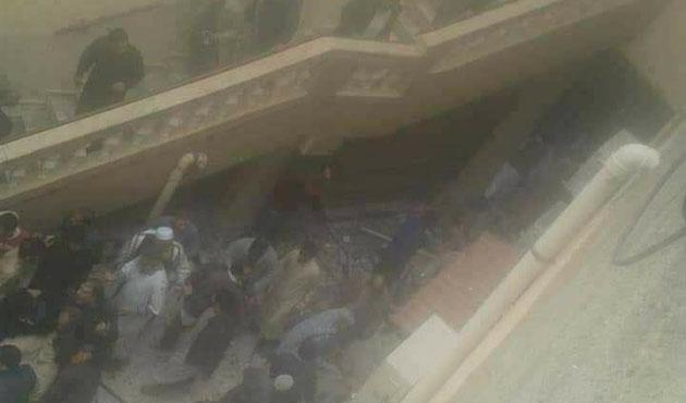 Libya'da cuma namazı sonrası patlama: 1 ölü 70 yaralı