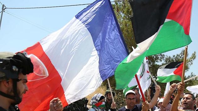 'Fransa, Filistin devletini tanıyacak'