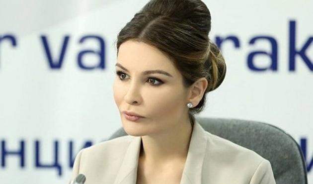 İslam Kerimov'un kızı UNESCO'ya veda etti