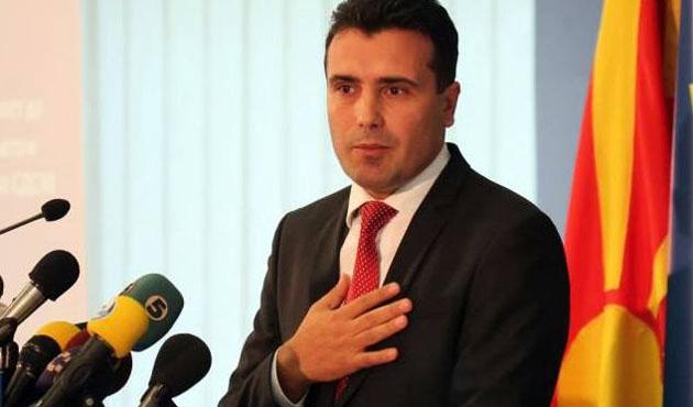 Makedonya Başbakanı Zaev Türkiye'ye gelecek