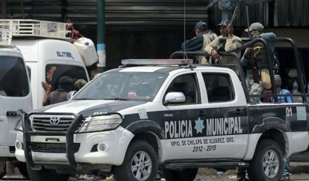 Meksika'da deniz piyadelerine silahlı saldırı