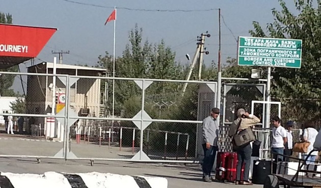Özbek-Kırgız sınırında güven anlaşması yürürlükte