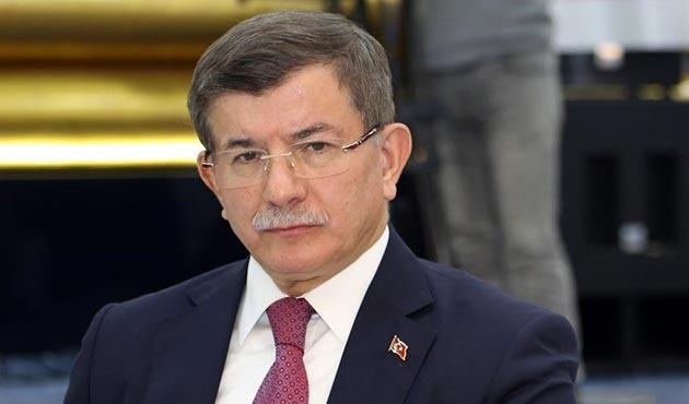 Davutoğlu Suriye'deki gelişmeleri değerlendirdi