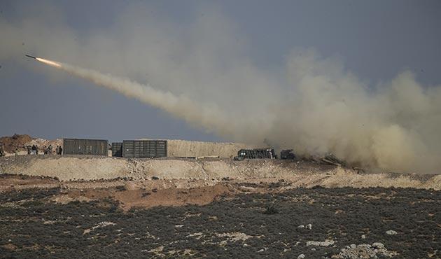 Zeytin Dalı Harekatı'nda etkisiz hale getirilen terörist sayısı 1141'e ulaştı