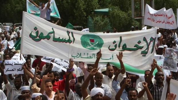 Sudan'da 'Uluslararası Kardeşlik Yürüyüşü'