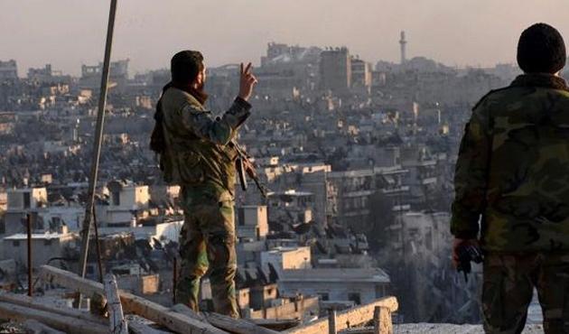Suriye iç savaşına Çin de müdahil olacak