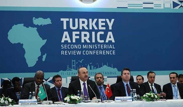 Türkiye'nin Afrika Birliği'ne katkısı ortak uygulama raporunda