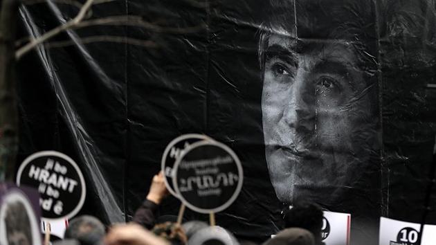 Gazeteci Hrant Dink davasında 2 tahliye