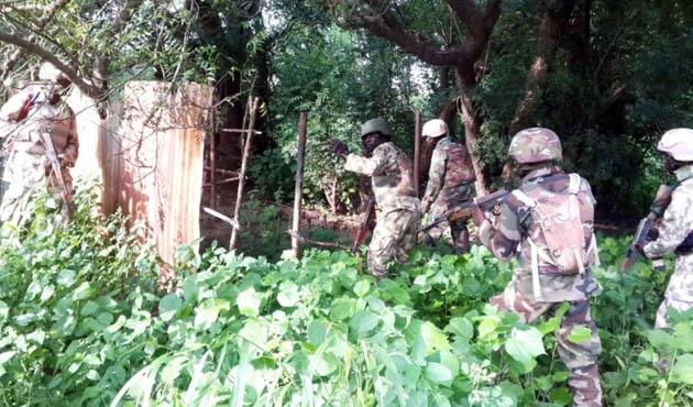 46 kadın ve çocuk Boko Haram'dan kurtarıldı