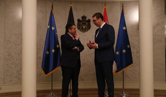 'Sırbistan olmadan Balkanlar'da istikrar olmaz'