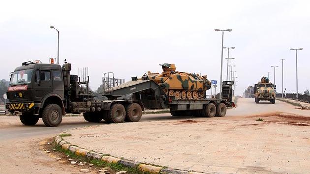 İdlib havadan tehdit ediliyor