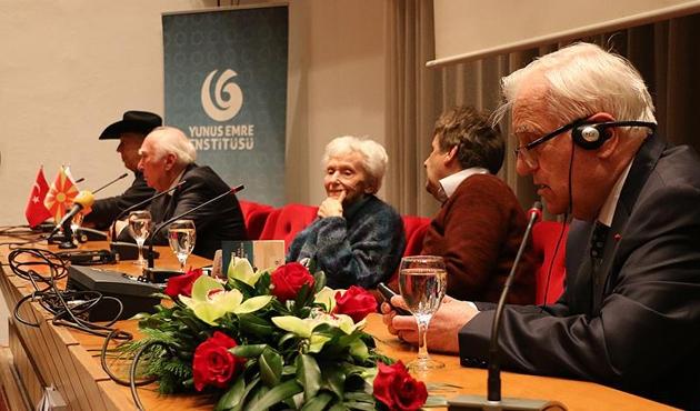 YEE'den Makedonya'nın önde gelen şahsiyetlerine saygı gecesi