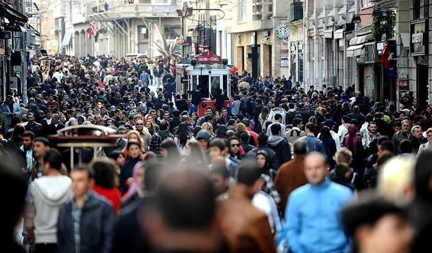 'Türkiye nüfusunun 2040'da 100 milyonu geçmesi bekleniyor'