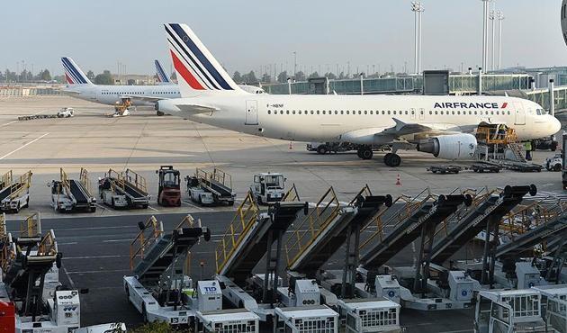 Air France İcra Kurulu Başkanı istifa etti