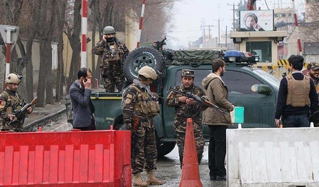 Afganistan'da Taliban, ilçe emniyet müdürlüğüne saldırdı