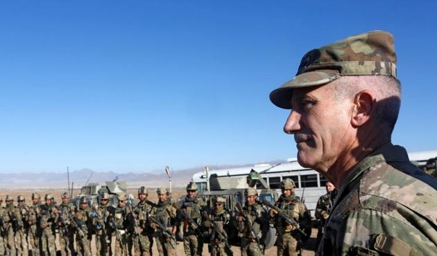 ABD yeni askeri eğitmenlerini Afganistan'a gönderdi