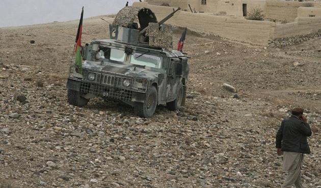 Afganistan'da ilk kez Taliban üyesi bir Alman yakalandı
