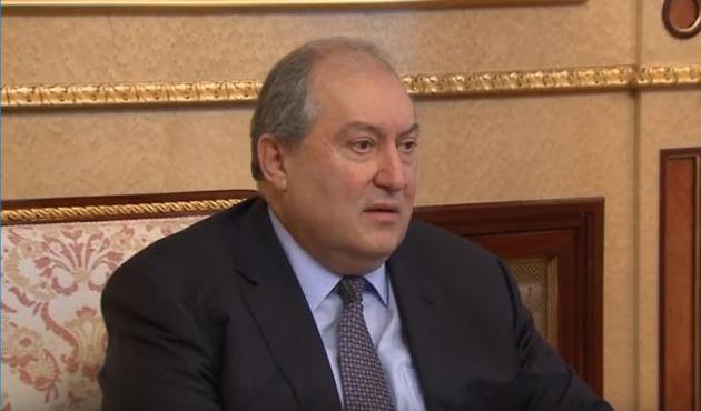 Armen Sarkisyan Ermenistan'ın 4'üncü cumhurbaşkanı oldu