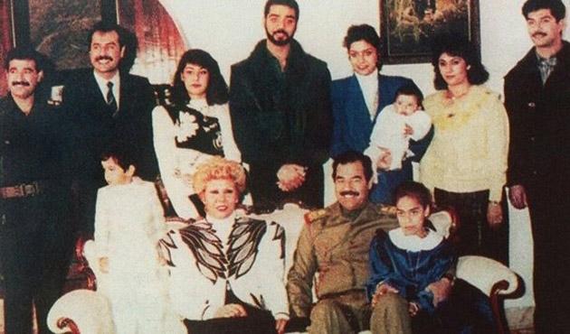 Saddam Hüseyin'in ailesinin mallarına haciz kararı