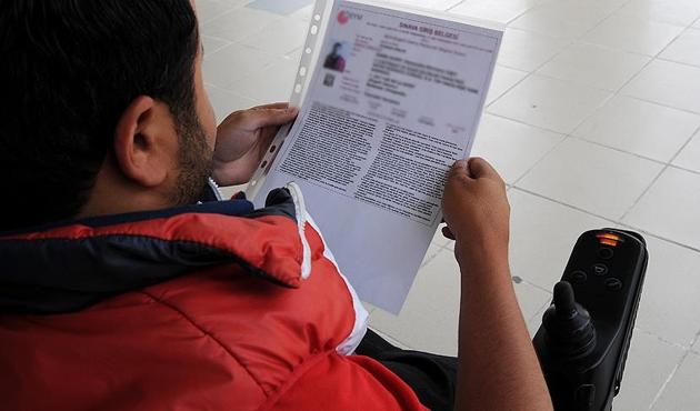 Engelli öğretmen alımına ilişkin kontenjanlar açıklandı