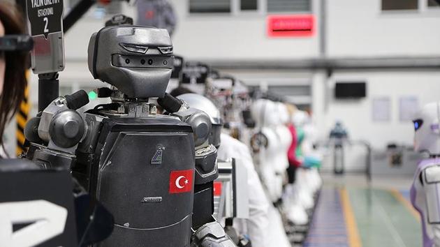 Orduda 'robot asker' dönemi için ilk büyük adım