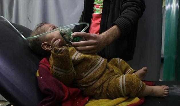 'Suriye'de 2014-2017 arasında 2 bin 500 çocuk öldürüldü'