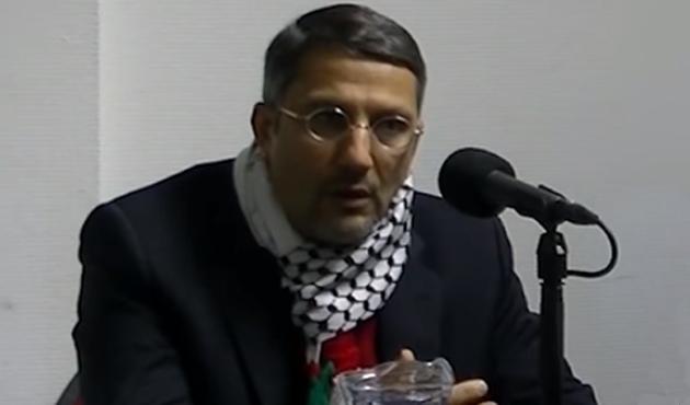 Filistinli akademisyene 'İsrail'i boykot edemezsin' sözleşmesi