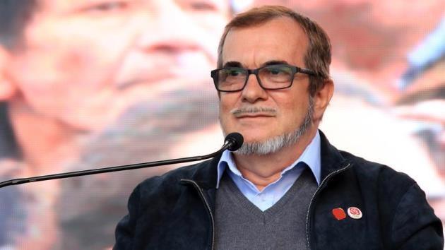 Kolombiya'da FARC lideri devlet başkanı adaylığından çekildi